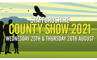 Staffordshire County Show 2021